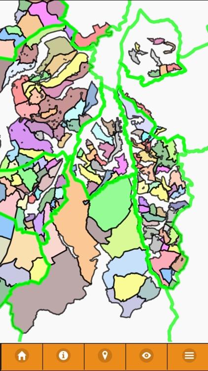 Barolo Official Map