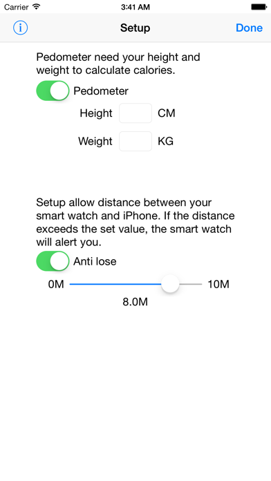 Smart Watch Noticeのおすすめ画像2
