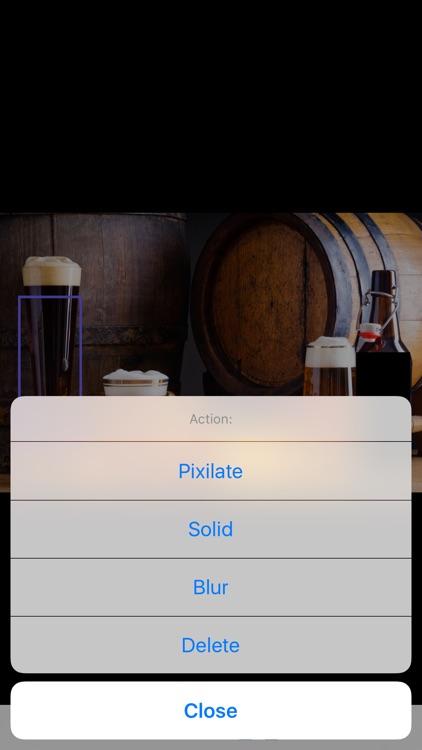 Photo Pixelizer App