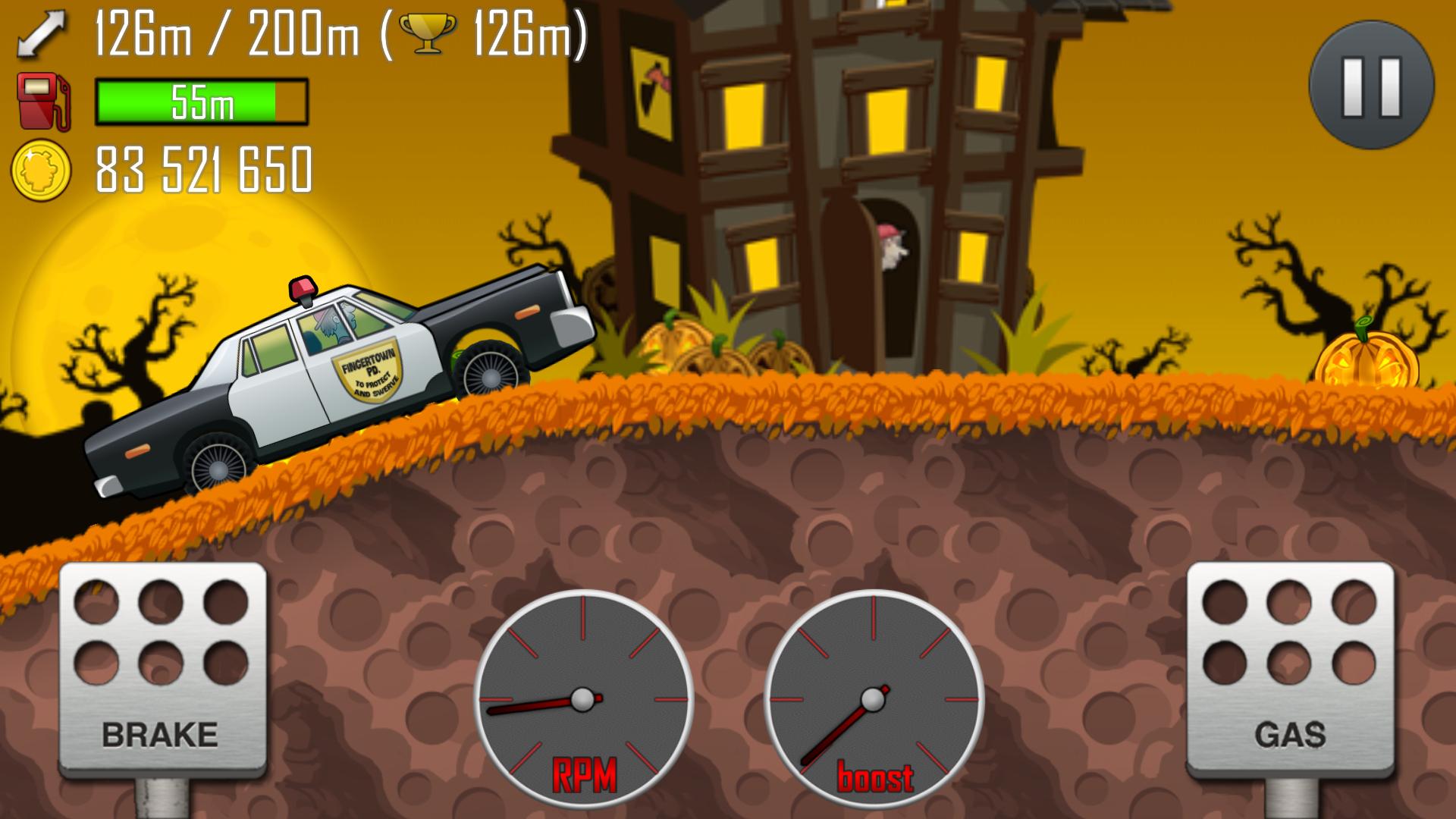 Hill Climb Racing screenshot 13