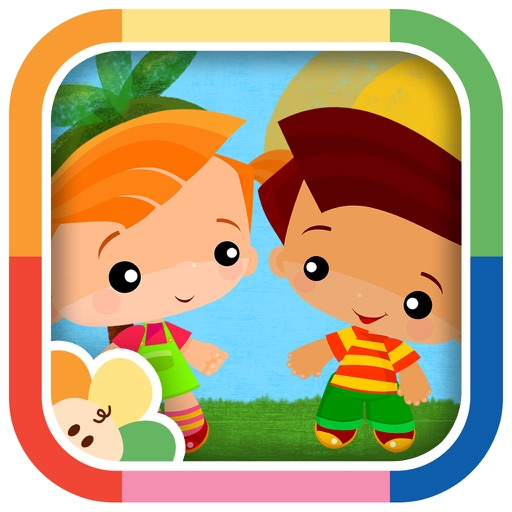 Spanish Learning Game for Toddlers