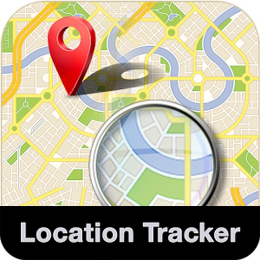 Back To Location - Location Tracker icon