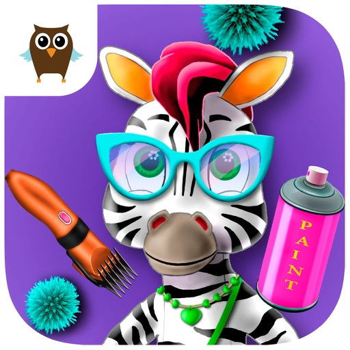 Zoo Hair Salon - No Ads