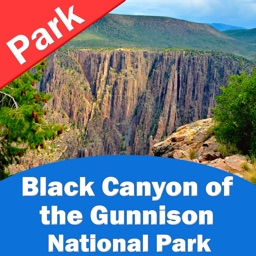 Black Canyon of the Gunnison National Park – GPS Offline Park Map Navigator
