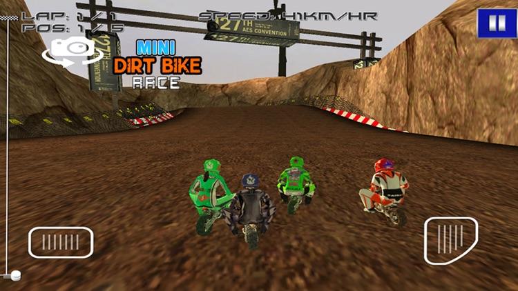 Mini Dirt Bike Race screenshot-3