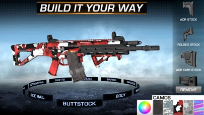 Gun Builder ELITE - Modern Weapons, Sniper & Assault Riflesのおすすめ画像1