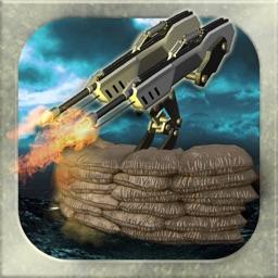 3D Bunker Warfare -  Military Turret Defense Shooter Games FREE