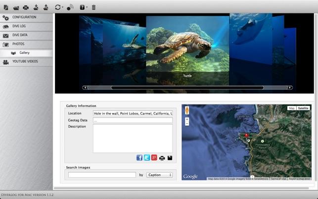 Diverlog On The Mac App Store