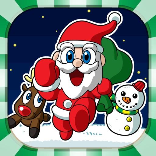 Amazing X'mas Planet - Hohoho ! Santa Claus Perfect Run & Dash On Christmas Day iOS App