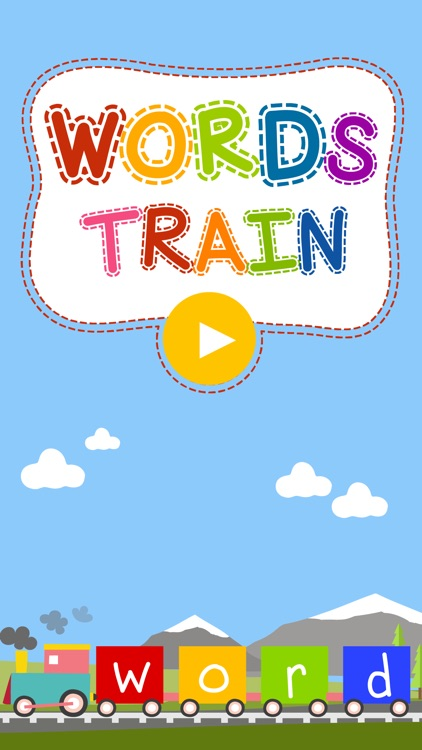 Words Train - Spelling Bee & Word Game for kids