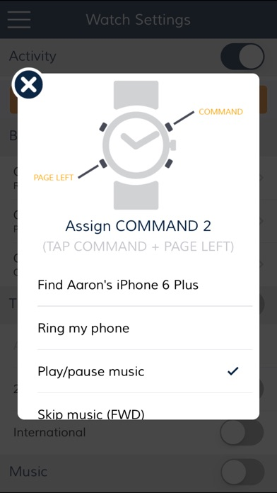 download CONNECTED WATCH apps 4