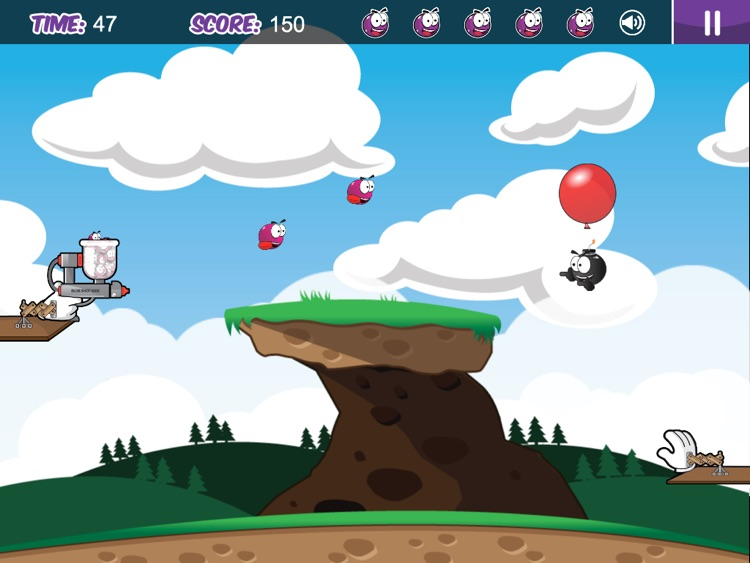 Catch The Blob HD screenshot-3