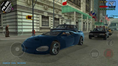 Screenshot for GTA: Liberty City Stories in France App Store