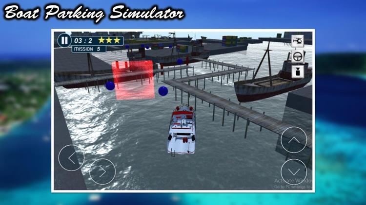 3D Cruise parking simulator screenshot-3