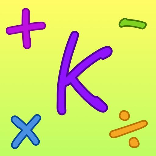 Kids Math Fun — Kindergarten
