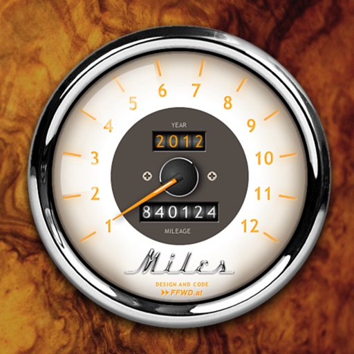 Miles - The Classic Mileage Log with CSV and PDF Export