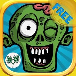 Zombies vs Bats - Rock Climbing Game