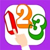 123 Touch the Numbers for preschool kids - iPhoneアプリ