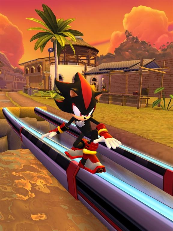 Sonic Dash 2: Sonic Boom для iPad