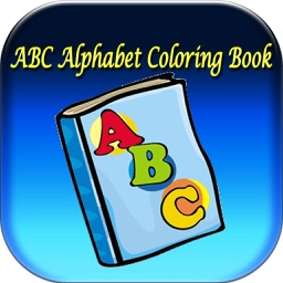 Learn ABC Alphabet Coloring Book