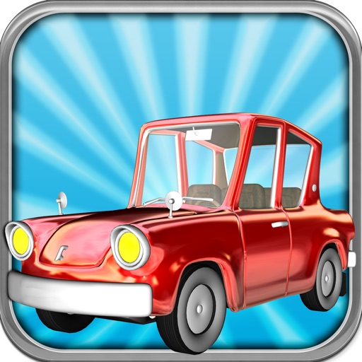 My Shop Car Mechanic - Kids Car Repair Game