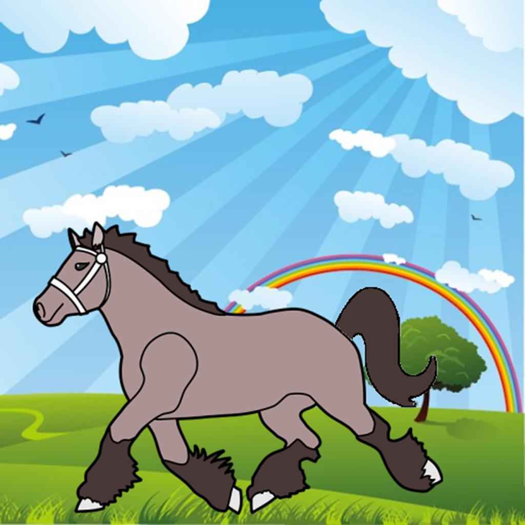 malvorlagen pferde und pony   malvorlagen  spiele für