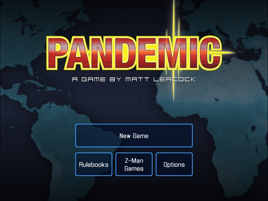 Screenshot #1 for Pandemic: The Board Game