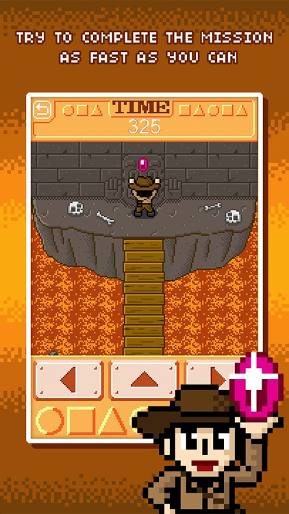 GoGo Tap ! Raider Of The Lost Enchanted Dungeon screenshot-3