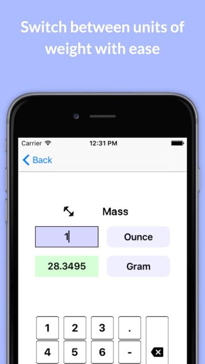 Free Unit Conversion Calculator screenshot-4