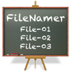 FileNamer: Rename, copy or move your files and folders