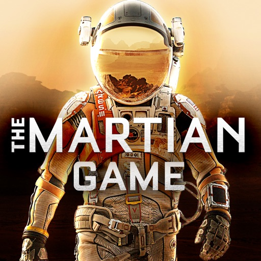 The Martian: Official Game iOS App