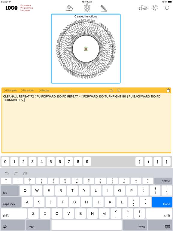 i-LOGO screenshot