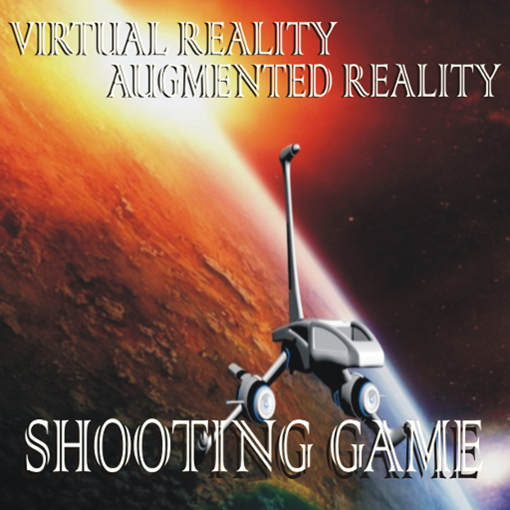 Augmented Reality and Virtual Reality Shooting Game hack
