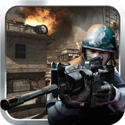 Sniper Shooter Critical Strike:Super Gun Shooting battle game