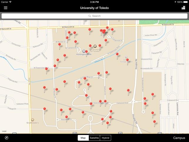 University Of Toledo Mobile On The App Store