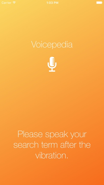 Voicepedia - Listen To Wikipedia Articles