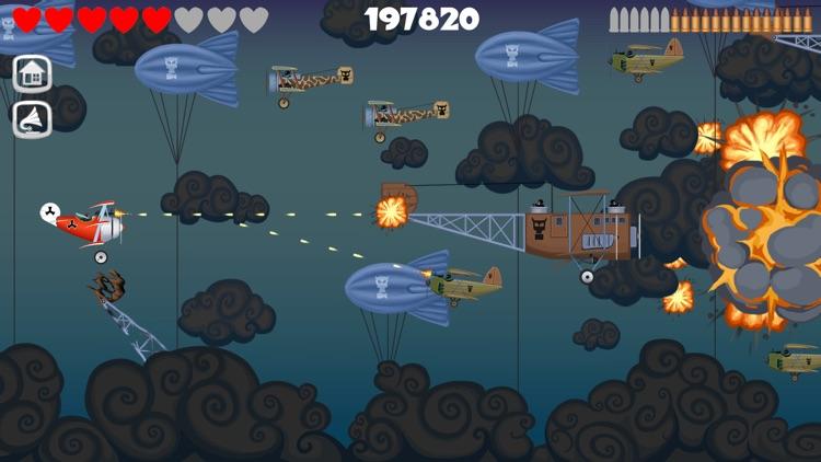 Red Baron: Fly and Shoot screenshot-3