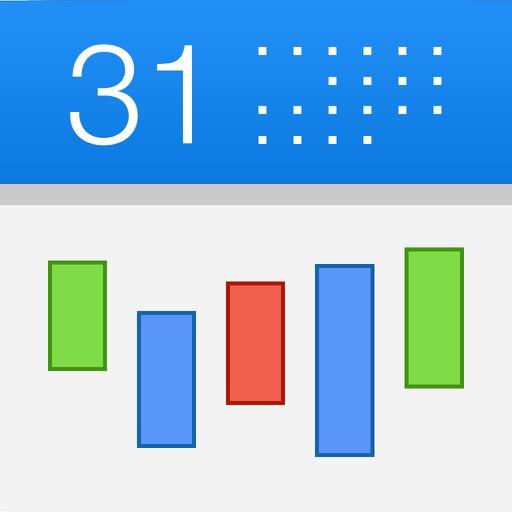 Tiny Calendar - Google カレンダーと同期