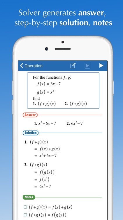 FX Math Solver screenshot-2