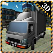 3D货运卡车模拟器 - 大型货车驾驶及停车位的模拟游戏