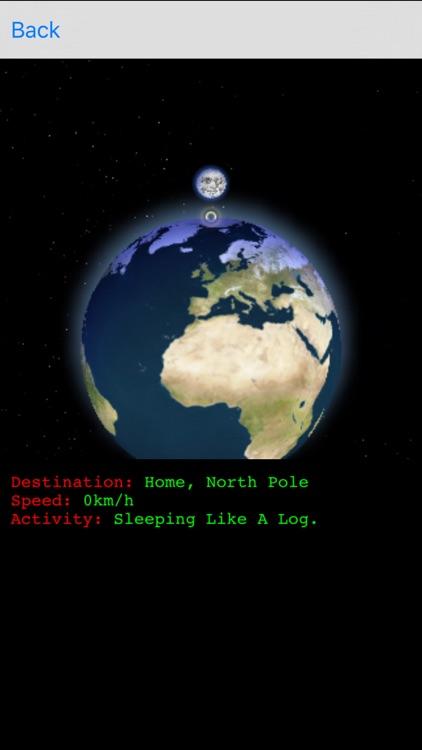 Santa Tracker Christmas Free screenshot-3