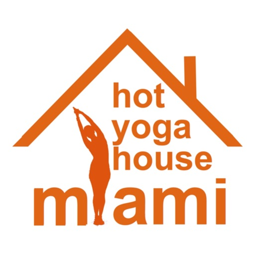 Hot Yoga House Miami icon