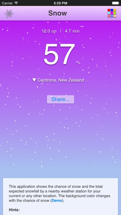 Chance of Snow - Pro screenshot-4