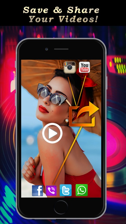 Add Music To Video – in Background for Youtube & Instagram screenshot-4