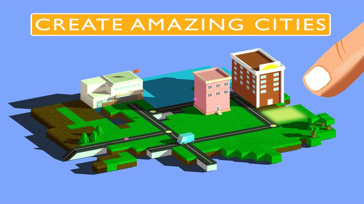 Blox 3D City Creator screenshot-0