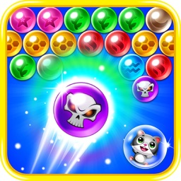 Bubble Shooter Kute Quest