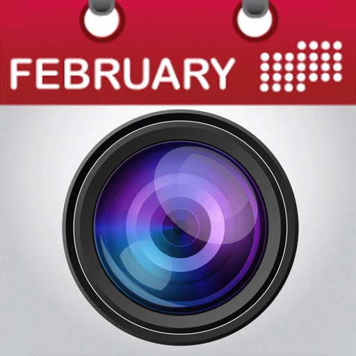 DateCam - Add timestamp to your photos/videos with filters