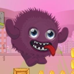 Crazy Monster City Run