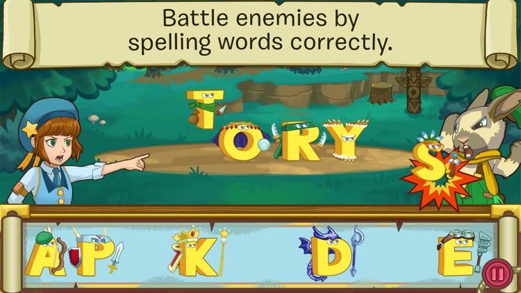 Letter Battle