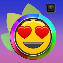 Creative Emoji Booth -attach new popular emoticon stickers on photo & share with friends